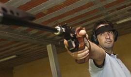Adelino Rocha falha final de pistola a 10 metros