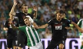 Granada empata com golos de Bueno e Carcela