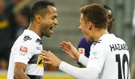 Borussia Moenchengladbach goleia o Werder Bremen