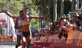 Filomena Costa em terceiro na Meia Maratona do Porto
