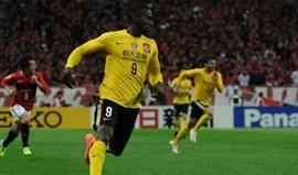 China: Jackson Martínez volta a marcar quase seis meses depois