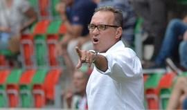 Paulo César Gusmão já não é o treinador