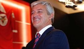 Domingos Soares de Oliveira: «Dimensão do Benfica é igual à soma dos outros dois clubes»