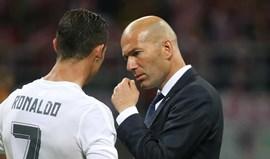 Como Ronaldo pode 'queimar' a 'suave mão de ferro' de Zidane