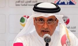 Protesto adia a eleição dos representantes da Ásia no Conselho da FIFA