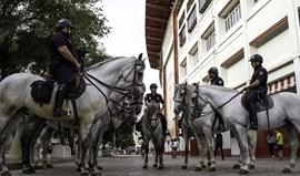 Presidente do Lyon acusa polícia espanhola de agredir adeptos sem motivo