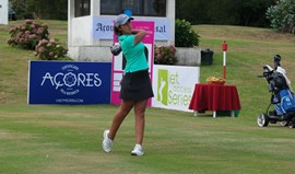 Açores Ladies Open: Susana Ribeiro passa o cut com recorde