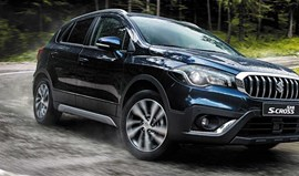 Suzuki S-Cross no terreno dos SUV
