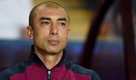 Aston Villa despede Di Matteo