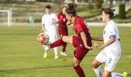 Sub-19: Portugal vence Eslováquia na preparação para o Europeu