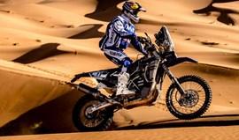 Rali de Marrocos: Hélder Rodrigues sobe ao quarto lugar