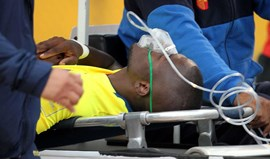 Enner Valencia simula lesão grave... para fugir à polícia