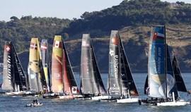 Extreme Sailing Series: Mariana Lobato e Joana Pratas fazem história