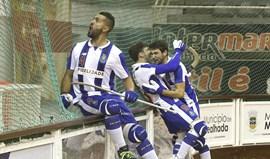 FC Porto vence em casa da Juventude de Viana