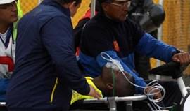 Afinal, Enner Valencia lesionou-se ou fugiu mesmo da polícia? Ele explica