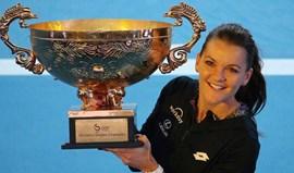 Radwanska vence torneio de Pequim