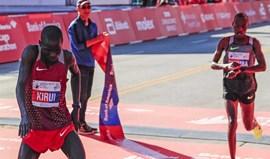 Abel Kirui vence maratona de Chicago