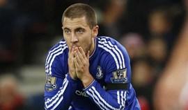 Chelsea desespera por Bonucci e já dá Hazard para ter o central