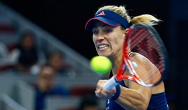 Angelique Kerber surpreendida no Open de Hong Kong