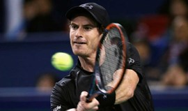 Murray defronta a 'surpresa' Agut na final do torneio de Xangai