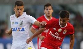 Diogo Gonçalves eleito melhor jovem de agosto/setembro da Segunda Liga