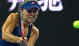 Angelique Kerber vai terminar o ano como número um mundial