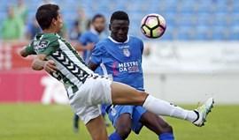Feirense-V. Setúbal, 1-1