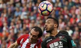 Granada não consegue melhor do que um empate contra o penúltimo