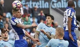 Celta goleia Deportivo no dérbi galego
