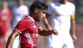 Benfica B-Penafiel, 2-0: Golos só na reta final