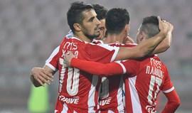 Sérvia: Hugo Vieira chega aos oito golos esta época