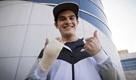 Bruno Hortelano sofreu acidente mas quer estar nos Mundiais de 2017