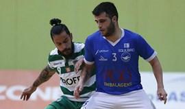 Ricardo Fernandes reforça Póvoa Futsal