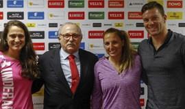 Benfica segura Joana Vasconcelos, Teresa Portela e João Ribeiro