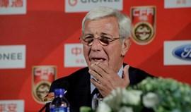 Lippi admite dificuldades da China