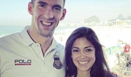 Michael Phelps já é um homem casado