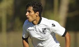 V. Guimarães B-Famalicão, 1-0: Vimaranenses vencem com golo nos descontos