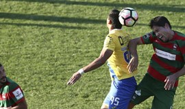 Arouca-Marítimo, 1-0