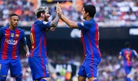 O segredo do sucesso do Barcelona é muito simples... palavra de Messi