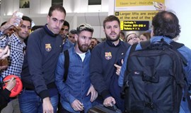 Passaporte 'trama' jogador e Barcelona chega desfalcado a Manchester