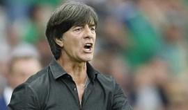 Löw aponta à conquista do Mundial'2018 e do Euro'2020