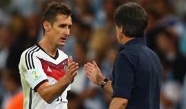 Klose adjunto de Löw na seleção alemã
