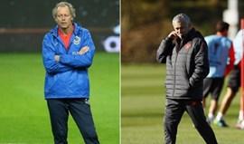 Michel Preud'homme conta como convenceu Vale e Azevedo a contratar Mourinho