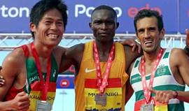 Quenianos vencem Maratona do Porto com portugueses no pódio