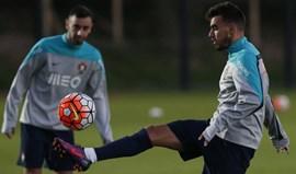 Ricardo Horta e o irmão André: «É bom reencontrá-lo na Seleção»