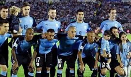 Coates satisfeito com vitória do Uruguai