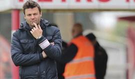Filipe Cândido é o novo treinador do Salgueiros