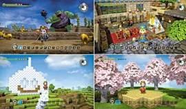 Dragon Quest Builders: Engenharia e magia