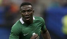 Etebo ajuda Nigéria a bater (3-1) a Argélia de Brahimi