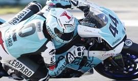 Moto2:  Miguel Oliveira acaba Mundial em 21.º